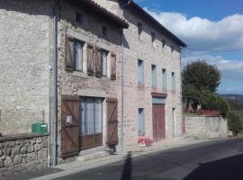 aux genets de josephine, Fournols (рядом с городом Saint-Bonnet-le-Chastel)
