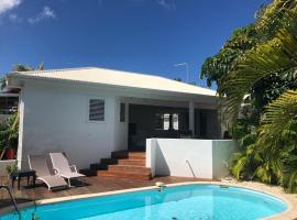 Villa Douceur Caraibes, Malgré Tout