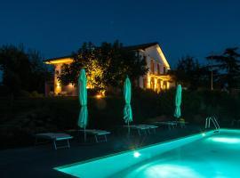 Casa LuceSole, Fontanile
