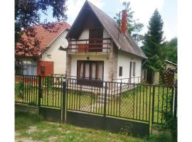 Three-Bedroom Holiday Home in Balatonszemes