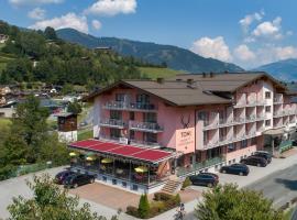 TONI Hotel + Appartements, Kaprun (Winklerdörfl yakınında)