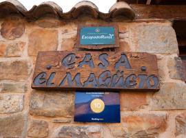 Casa Magüeto, Combarros