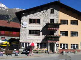 Hotel Restaurant Edelweiss, Mühlen (Salategnas yakınında)