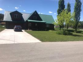 House for rent in Alpine WY, Alpine