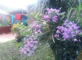 Casa de las orquídeas, El Soberbio (Monteagudo yakınında)