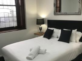 Crown Accommodation Bendigo CBD