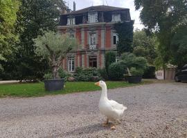 Château Lambert, Jumet (Ransart yakınında)