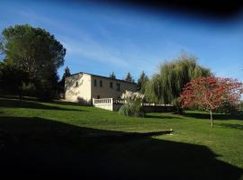 Gîte/Hébergement locatif, Montayral (рядом с городом Mauroux)