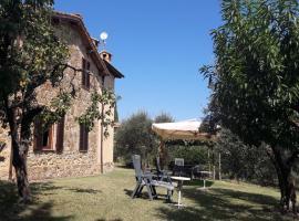 Casa Vacanze Porta Vecchia, Montalcino (Nær Sant'Angelo in Colle)