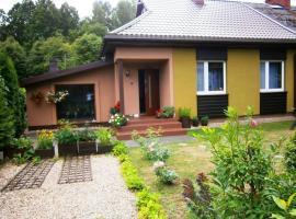 Domek w Puszczy, Łozice (Panasyuki yakınında)