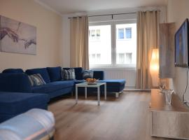 Moderne Wohnung in Hannover Centrum - City Flat HbF