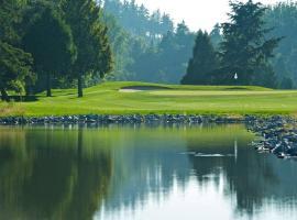 Brand New Beautiful Golf Course View Home 迦南雅居, Delta (Tsawwassen yakınında)