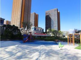 Huidong Vanke Shuangyue Bay Xufeng Seaview Apartment