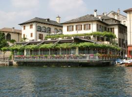 Hotel Leon D'Oro, Orta San Giulio
