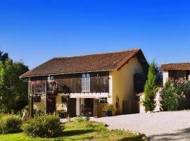 Maison Vue Pyrénées, Sarraguzan