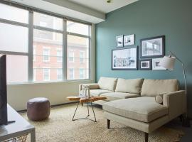 Industrial South End Suites by Sonder