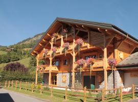 La Griyotire Hôtels-Chalets de Tradition, Praz-sur-Arly