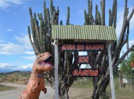Alojamiento Casa de campo los Cactus, La Victoria