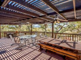 Stern Deck Retreat, Oak Shores
