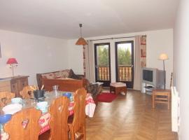 Apartment 1.2.3 Soleil.4, La Toussuire (рядом с городом La Rochette)