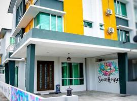 Sibu Swanhouse 2