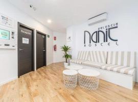 Nanit Valencia Hostel