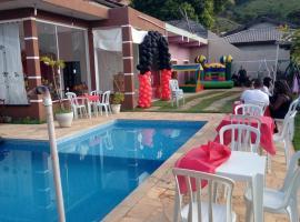 Chacara Belo, Atibaia (Jardim Sun Valley yakınında)