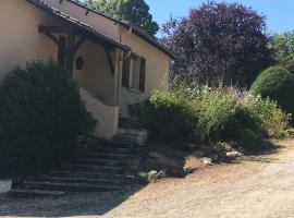Maison familiale avec piscine privé, Saint-Martial-de-Nabirat