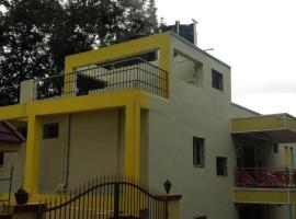 1 BR Boutique stay in Ondikadai Junction, Yercaud (41C8), by GuestHouser