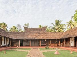 1 BR Homestay in Chathurthyakary p.o, Alappuzha (24B8), by GuestHouser