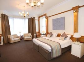 Best Western Woodlands Hotel, Данди (рядом с городом Монифиет)