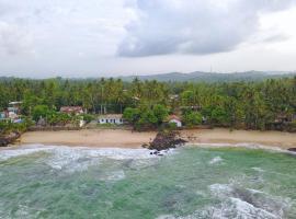 Sea Front Villa