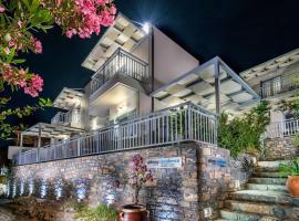 Athina Residence, Лентас