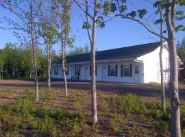 Centre Plein Air Inkerman, Inkerman (Caraquet yakınında)