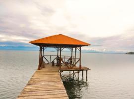 Hotel Ecológico Cabañas del Lago, Эль-Эстор (рядом с городом Чааль)