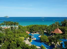 Sanya Marriott Yalong Bay Resort & Spa (An all-day breakfast, a cozy holiday)