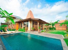 Apple Villa, Табанан (рядом с городом Klatingunging)