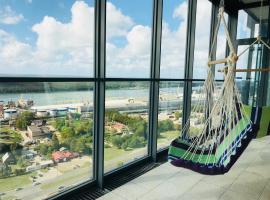Sea view penthouse