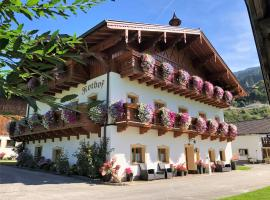 Urlaub am BIO- Bauernhof Rothof