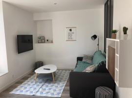 Appartement moderne 4 pers. proche Puy du Fou, Шоле (рядом с городом Nuaillé)