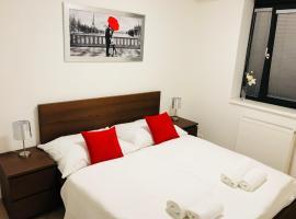 Bratislava City big private apartment - premium location