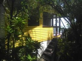 The Boat House Cottage, Carriacou (рядом с городом Argyle)