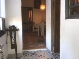 maison typique corse, Montegrosso