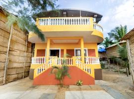 1 BR Boutique stay in Mandrem Beach, Junaswada, Mandrem, (60A3), by GuestHouser