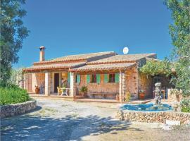 Holiday home Can Parrisco, Портол (рядом с городом La Cabaneta)