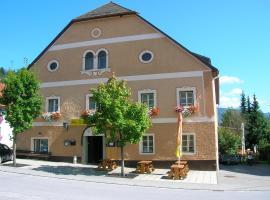 Gasthof Murauerhof, Sankt Peter am Kammersberg (Eselsberg yakınında)