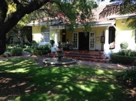 Kareeblom Guesthouse
