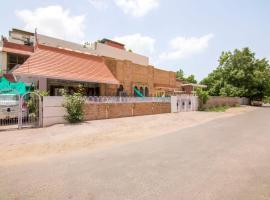 1 BR Guest house in Air Port Road, Jodhpur (15C7), by GuestHouser, Джодхпур (рядом с городом Jodhpur)