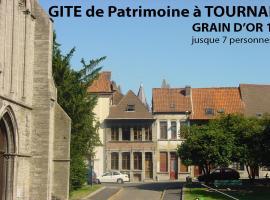 Grain d'Or 1, Tournai (Mont-Saint-Aubert yakınında)