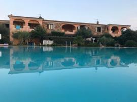 appartamento con piscina e wi-fi